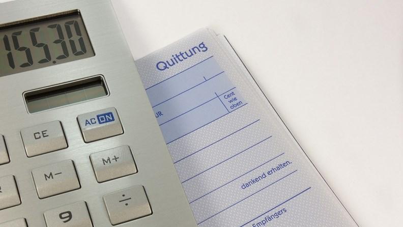Rechnung Oder Quittung Ausstellen Monteur Zimmerinfo Blog