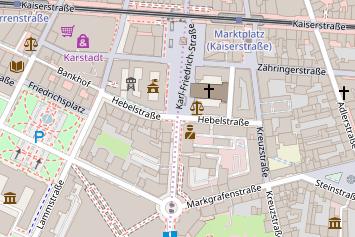 Karlsruhe Karte.Monteurzimmer Karlsruhe Monteurzimmer Karlsruhe Monteur