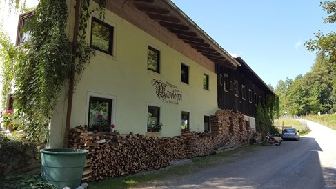Monteurzimmer: Bergpension Maroldhof
