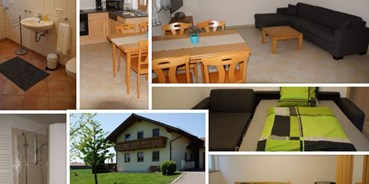 Monteurwohnung - Bad Aibling - Monteurwohnung Riedl